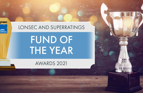 SuperRatings and Lonsec Fund of the Year Awards 2021